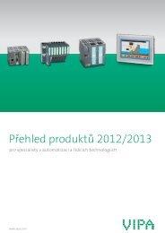 Přehled produktů 2012/2013 - REM-Technik sro