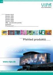 Ceník produktů VIPA - REM-Technik sro