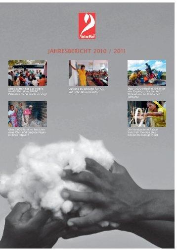 JAHRESBERICHT 2010 / 2011 - Remei AG