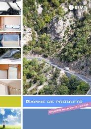 Download Gamme de produits - REMIS