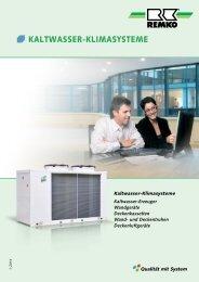 REMKO Kaltwasser-Klimasysteme 2014