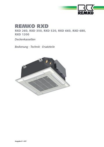 remko rxd260-1200