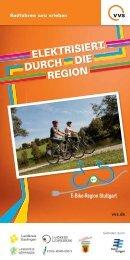 E-Bike-Region Stuttgart - Landratsamt Rems-Murr-Kreis