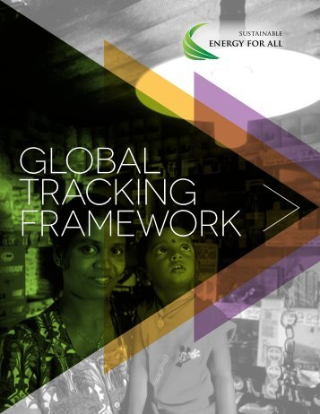 Global Tracking Framework - IEA