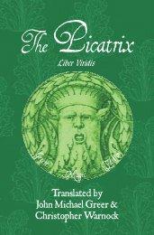 pdf extract of the Liber Viridis - Renaissance Astrology