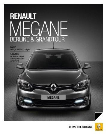RENAULT MEGANE GRANDTOUR COLLECTION 2012