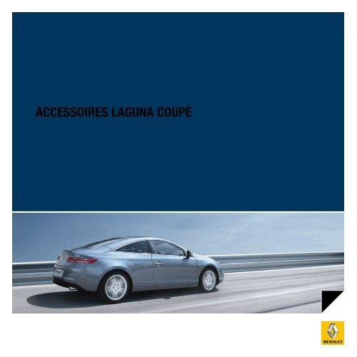 ACCESSOIRES lAgunA COupé - Renault