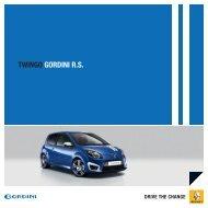 TWINGO GORDINI R.S. - Renault
