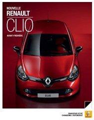 NOuveLLe - Renault
