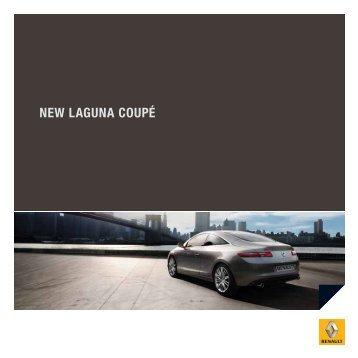 NEW LAGUNA COUPÉ - Renault