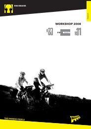Workshop - HS11, HS33 und HS33 FirmTech - Fahrrad Kaiser GmbH