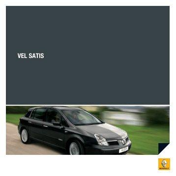 VEL SATIS - Planète Renault
