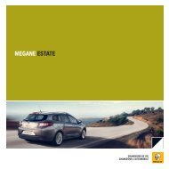 MEGANE ESTATE - Basty Automobiles
