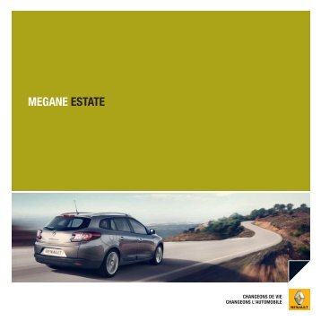 MEGANE ESTATE - Basty Automobiles