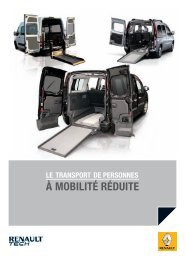 Consulter le catalogue Renault Tech