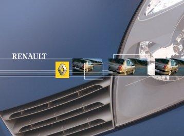 Chapitre 1 - Renault