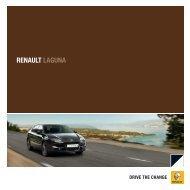 RENAULT LAGUNA - Renault Ireland