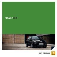 RENAULT CLIO - Kearys