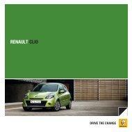 RENAULT CLIO - Renault Ireland