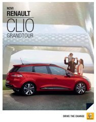 Predstavitveni katalog (PDF) - Renault