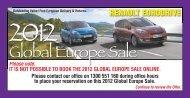 Global Europe Sale NZ - Renault Eurodrive