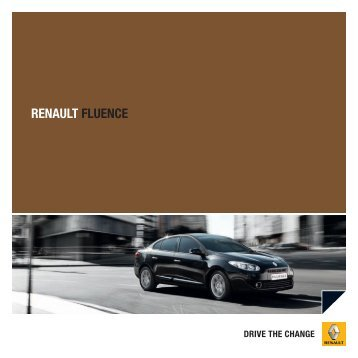 RENAULT FLUENCE - Renault Ireland