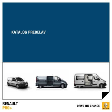 Katalog predelav renaUlt PRO+