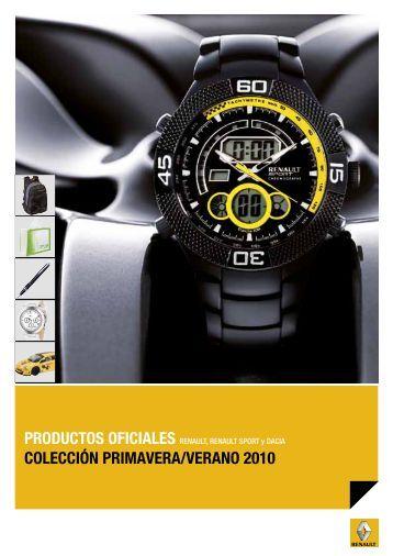 COLECCIÓN PRIMAVERA/VERANO 2010 - Renault Leioa