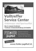 Volltreffer Service Center Ordonnanz- und Sportwaffen - Seite 2
