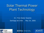 ESTIA European Solar Thermal - Renewables Made in Germany