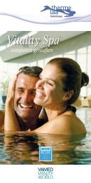 Spa Angebot Hotel Therme Laa