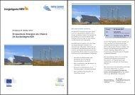 Erneuerbare Energien als Chance im Auslandsgeschäft