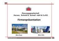 Planungsgesellschaft Hornen, Schmitt & Schnell GmbH & Co