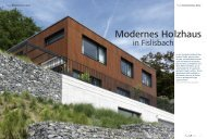 TraumHaus: Einfamilienhaus in Fislisbach, Kanton ... - Renggli AG