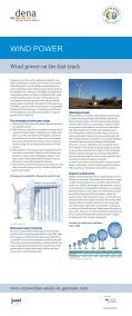 Renewable energy technologies - Renewables Made in Germany - Page 5