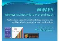 Architecture logicielle et méthodologie pour une pile ... - Supélec