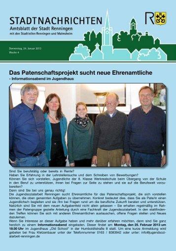 Ausgabe Nr. 4 - Stadt Renningen