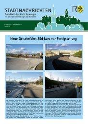 Ausgabe Nr. 45 vom 08.11.2012 - Stadt Renningen