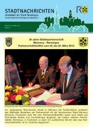 Ausgabe Nr. 13 - Stadt Renningen