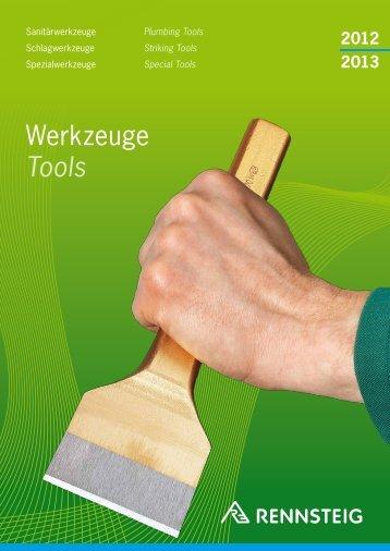 Werkzeuge Tools - Rennsteig Tools, Inc.