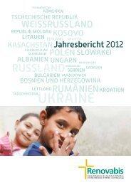 Der Jahresbericht 2012 von Renovabis