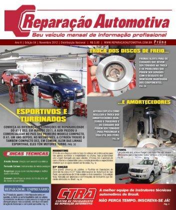 Edição 54 - Reparação Automotiva
