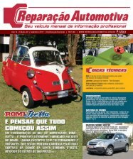 Edição 40 | Setembro 2011 - Reparação Automotiva