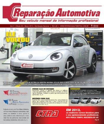 Edição 58 - Reparação Automotiva