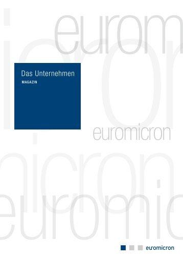 euromicron Magazin - euromicron NBG Fiber Optics GmbH