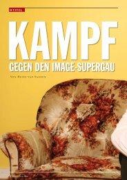 Kampf dem Image-Supergau - Report