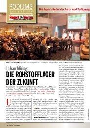 Seite 16-19: Podiumsdiskussion Urban Mining - Report