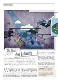 Seite 22-24: Stadt der Zukunft - Report