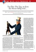 Seite 4-8: Akut, Editorial, Email aus Ãœbersee - Report - Page 5