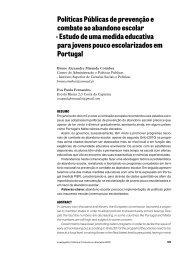 Políticas Públicas de prevenção e combate ao ... - UTL Repository